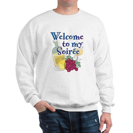 Welcome to my Soiree Sweatshirt