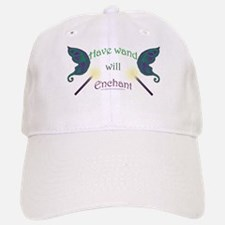 Have wand, will enchant Baseball Baseball Cap
