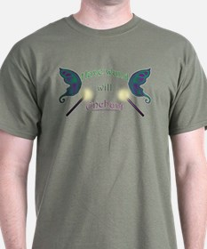 Have wand, will enchant T-Shirt