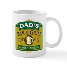 Dad's Bar & Grill Mug