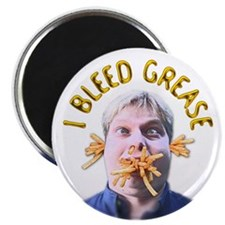 I Bleed Grease Magnet