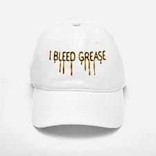 I Bleed Grease Baseball Baseball Cap