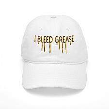 I Bleed Grease Baseball Cap