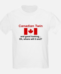 Gd Lkg Canadian Twin T-Shirt