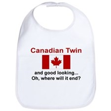 Gd Lkg Canadian Twin Bib