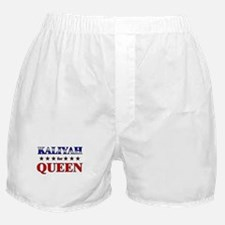 KALIYAH for queen Boxer Shorts