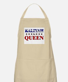 KALIYAH for queen BBQ Apron