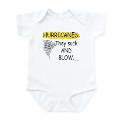 Hurricanes Infant Bodysuit