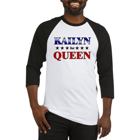 KAILYN for queen Baseball Jersey