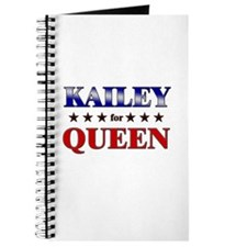 KAILEY for queen Journal
