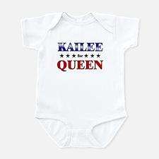 KAILEE for queen Infant Bodysuit