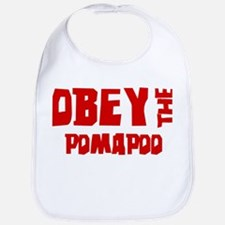 Obey the Pomapoo Bib