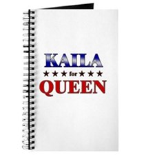KAILA for queen Journal