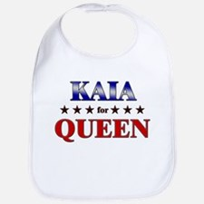 KAIA for queen Bib