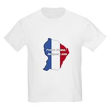French Guiana Kids T-Shirt