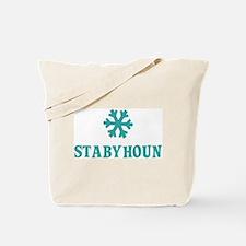 STABYHOUN Snowflake Tote Bag