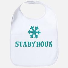 STABYHOUN Snowflake Bib