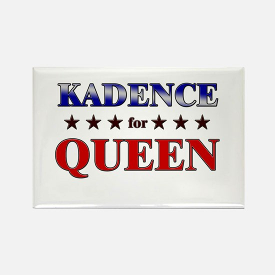 KADENCE for queen Rectangle Magnet