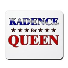 KADENCE for queen Mousepad