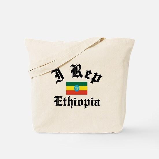 I rep Ethiopia Tote Bag