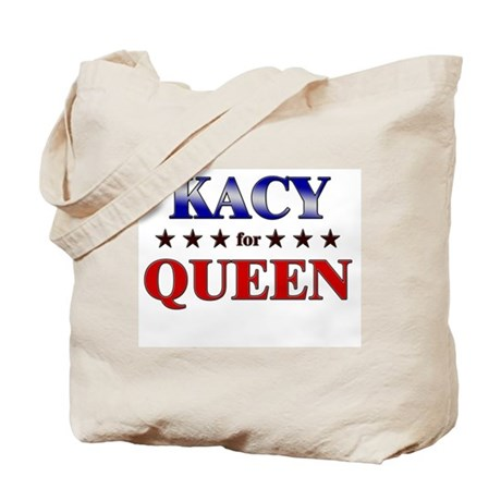 KACY for queen Tote Bag