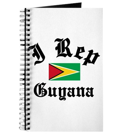 I rep Guyana Journal