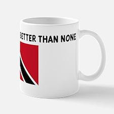 50 PERCENT TRINIDADIAN IS BET Mug