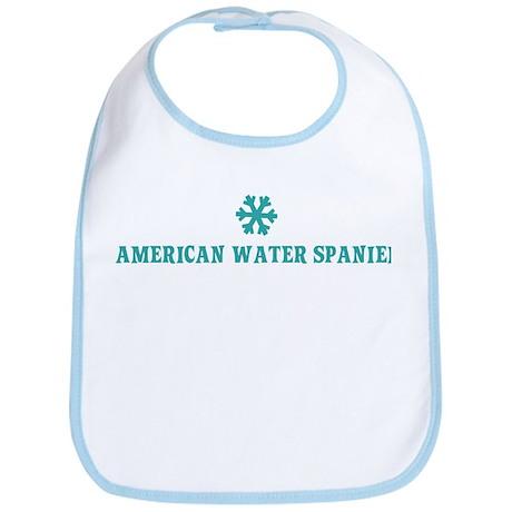 AMERICAN WATER SPANIEL Snowfl Bib