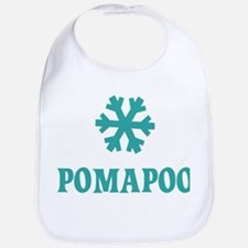 POMAPOO Snowflake Bib