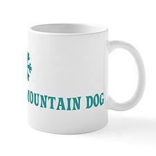 ENTLEBUCHER MOUNTAIN DOG Snow Small Mug