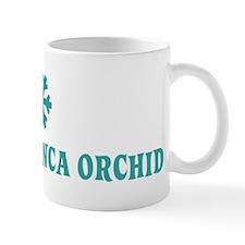 PERUVIAN INCA ORCHID Snowflak Mug