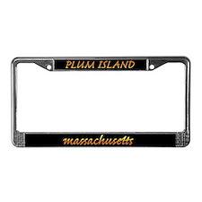 PI - License Plate Frame