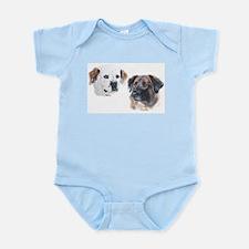 Nila's dogs Infant Creeper
