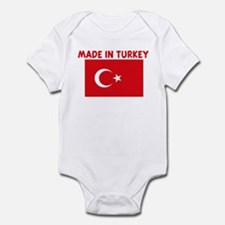 MADE IN TURKEY Onesie