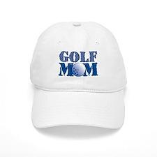 Golf Mom Baseball Cap