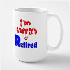 Retirement Bliss.:-) Mug