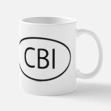 CBI Mug