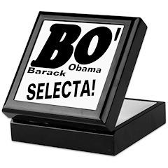 Barack Obama BO' SELECTA! Keepsake Box