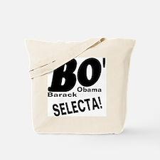Barack Obama BO' SELECTA! Tote Bag