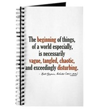 Kate Chopin Creation Quote Journal