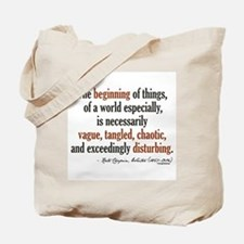 Kate Chopin Creation Quote Tote Bag
