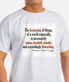 Kate Chopin Creation Quote T-Shirt