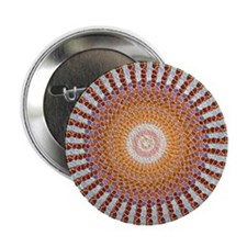 "Mosaic Kaleidoscope 2.25"" Button"