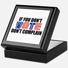 If You Don't Vote Keepsake Box