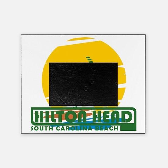 Unique Hilton head Picture Frame