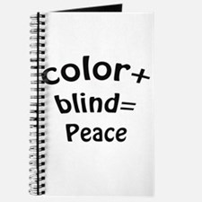 color-blind=peace Journal