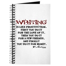 Moliere Writing Quote Journal