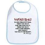Moliere Writing Quote Bib