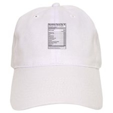 Nutrition Facts For 3L Baseball Cap