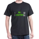 No Campers Dark T-Shirt